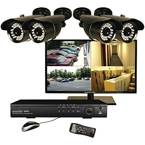 19In Led Mtr 4Ch 960H Dvr