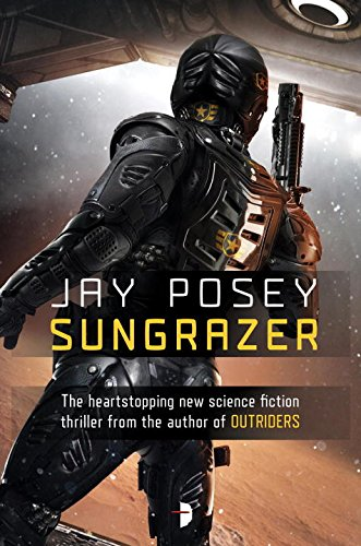 Book Cover: Sungrazer