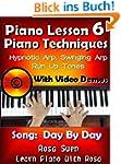 Piano Lesson #6 - Easy Piano Techniqu...