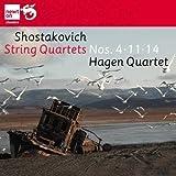 Quatuors à Cordes N° 4, 11 & 14