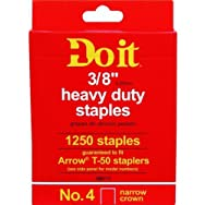 dib Global Sourcing 346717 No. 4 Staples Pack of 5