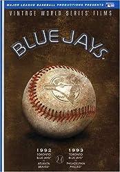 MLB Vintage World Series Films: Toronto Blue Jays, 1992 & 1993