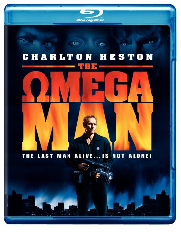 Omega Man, The [Blu-ray]