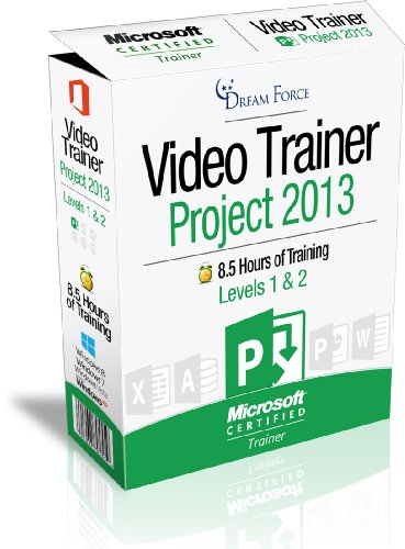 Project 2013 Training Videos - 8.5 Hours Of Project 2013 Training By Microsoft Office Specialist Master Instructor: 2000, Xp (2002), 2003, 2007, 2010, 2013, Microsoft Certified Professional (Mcp), And Microsoft Certified Trainer (Mct), Kirt Kershaw