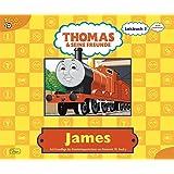 Thomas und seine Freunde, Lokbuch, Bd. 2: James