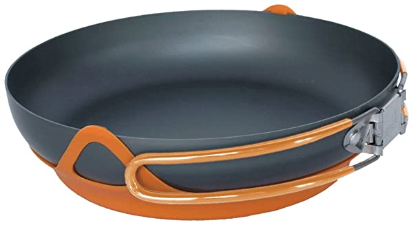 Jetboil FluxRing Fry Pan (Color: Orange, Tamaño: One Size)