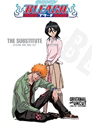 Bleach: The Substitute - Season One, Limited Edition Box Set w/ Chain of Fate Wallet Chain