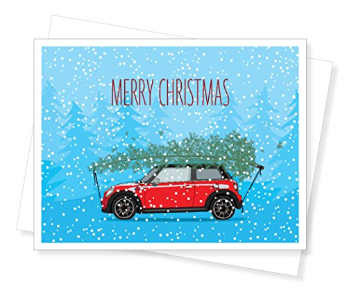 mini-cooper-holiday-christmas-cards-set-of-10-greeting-cards