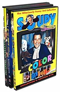 The Soupy Sales Collection [DVD]