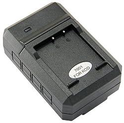 STK's Kodak KLIC-7001 Battery Charger - for Kodak Easyshare M340, Kodak Easyshare M341, Kodak Easyshare M753, Kodak Easyshare M320, Kodak Easyshare M853, Kodak Easyshare M863, Kodak Easyshare M1063, Kodak Easyshare V570, V610, M763, V705, MX1063, MX1063,