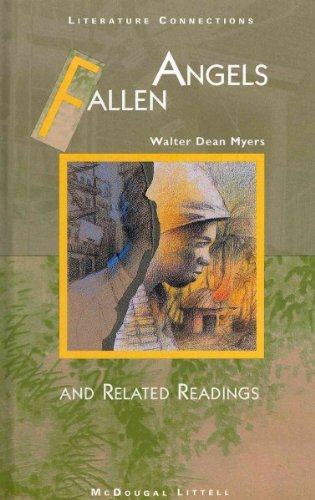 an analysis of the characters themes and literary devices used in fallen angels by walter dean myers Fallen angels by walter dean myers character analysis, themes, and more - everything you need to sharpen your knowledge of fallen angels.