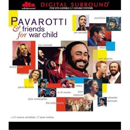Elton John - Pavarotti & Friends - For War Child - Zortam Music