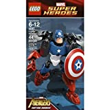 Lego Marvel Super Heroes The Avengers Captain America (4597)(Age: 6 12 Years)
