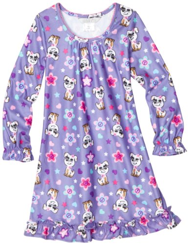 Girls 7-16 Sweet Puppy nightgown