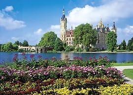 Schwerin Castle Jigsaw Puzzle, 1000-Piece