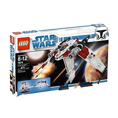Star Wars toys: Star Wars collectibles include lego, lightsabers, action figures and more!: LEGO Star Wars V-19 Torrent :  star games clone graphic