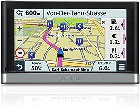 Garmin nüvi 2597 LMT EU Navigationsgerät (12,7 cm (5 Zoll) Touch-Display, Kartenmaterial 45 Länder Europas, Gesamteuropa, Kartenupdate, TMC Pro)