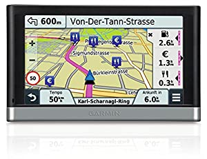 "Garmin nuvi 2597LMT 5"" Sat Nav with UK and Full Europe Maps, Free Lifetime Map Updates, Free Lifetime Traffic Alerts and Bluetooth"