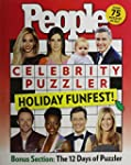 People Celebrity Puzzler Holiday Funf...