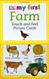 MY First Touch & Feel Picture Cards: Farm (My 1st T&F Picture Cards)