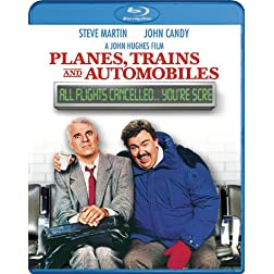 Planes Trains & Automobiles [Blu-ray]