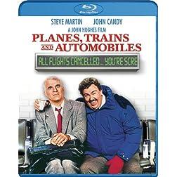 Planes Trains & Automobiles [Blu-ray]