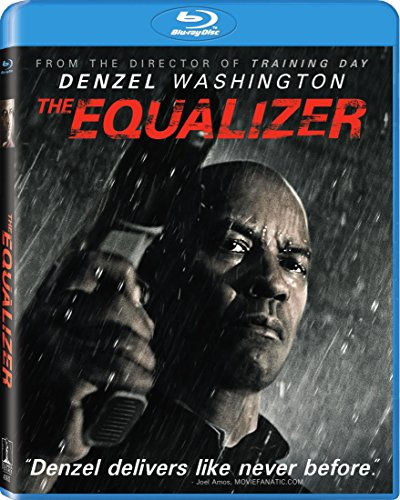 Blu-ray : The Equalizer (Ultraviolet Digital Copy, , Widescreen)