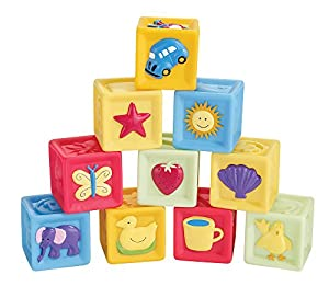 Earlyears Sweet Baby Blocks