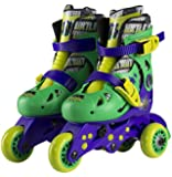 Teenage Mutant Ninja Turtles Convertible 2-in-1 Junior Skates
