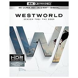 Westworld: Complete Second Season [4K Ultra HD + Blu-ray]