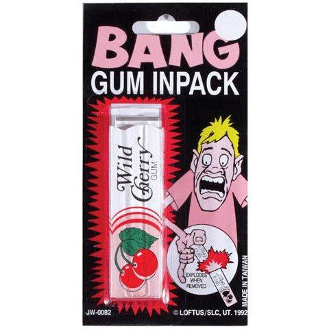 'Bang Gum In Pack' - Practical Joke by Loftus International - 1