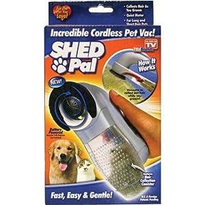 Shed Pal Cordless Pet Vac