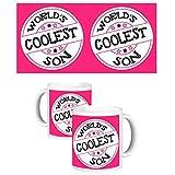 ToduGift Worlds coolest son mug