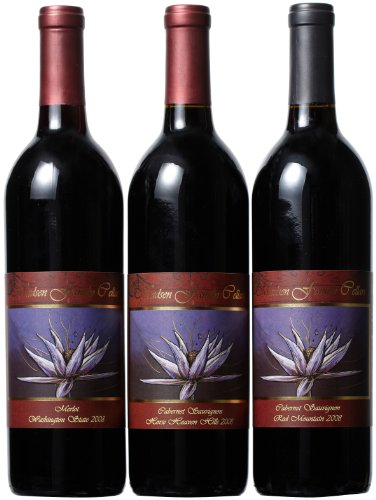 "Madsen Family Cellars ""Gold Medal Washington Reds"" (25% Off) Mixed Pack, 3 X 750 Ml"