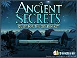Ancient Secrets Quest for the Golden Key Downloadable Game with Activation Card