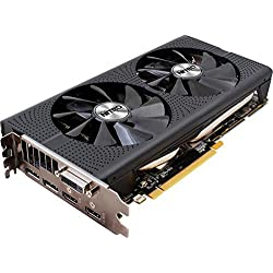 Sapphire 11260-02-20G AMD RX 480 Nitro+ 4GB GDDR5 Memory Graphics Card