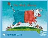 Die Kuh Gloria: Abenteuer Lesen - Paul Maar, Tina Schulte