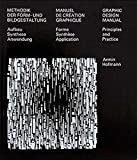 img - for Graphic Design Manual: Principles and Practice by Armin Hofmann (2001-10-01) book / textbook / text book
