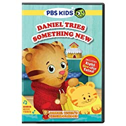Daniel Tiger's Neighborhood: Daniel Tries