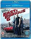 Fast & Furious 6 [Blu-ray] [Region Free]