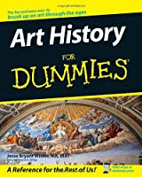 Art History For Dummies Front Cover
