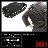 (ポーター) PORTER 吉田カバン ワンショルダーバッグ ボディバッグ ヒート 703-08000 ランキングお取り寄せ