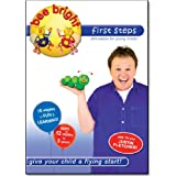 bee bright first steps with Justin Fletcher (12 months - 3 years) [DVD] [DVD]by Justin Fletcher
