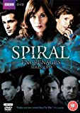 Spiral (Series 2) - 2-DVD Set ( Engrenages ) ( Spiral - Series Two ) [ NON-USA FORMAT, PAL, Reg.2 Import - United Kingdom ]