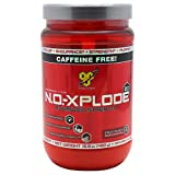 BSN NO-Xplode - Caffeine Free Fruit Punch 14.46 oz