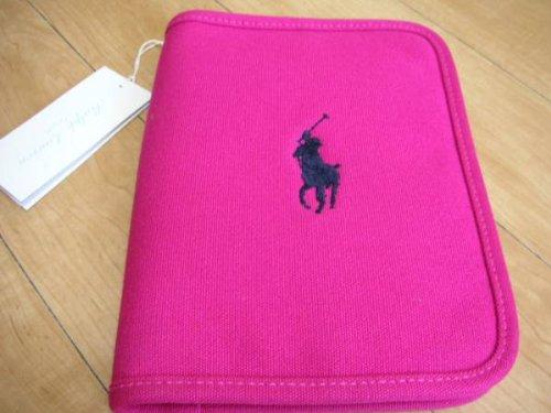 ラルフローレン 母子手帳ケース ピンク