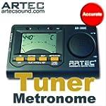 Artec AH-300C Metronome and Chromatic...