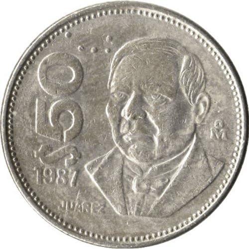 Amazon.com: $50 1985 JUAREZ COIN