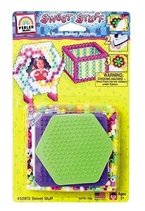 Perler Beads Deluxe Starter Kits Sweet Stuff [Toy] (japan import)