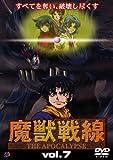 魔獣戦線 THE APOCALYPSEのアニメ画像
